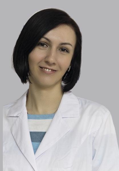Глазырина Анна Викторовна