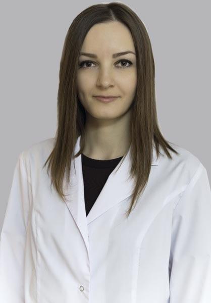 Клочкова Элеонора Юрьевна